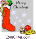 Merry Christmas Vector Clip Art picture