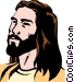 Jesus Christ Vector Clipart picture