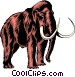 Mammoth Vector Clipart graphic