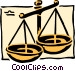 Sign of the zodiac - Libra Vector Clipart picture