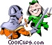 Cartoon Robin Hood Vector Clip Art picture