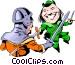 Cartoon Robin Hood Vector Clip Art picture