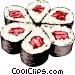 Sushi Vector Clip Art image