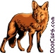 Fox Vector Clipart picture