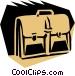 Briefcase Vector Clipart image