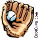 Baseball Vector Clipart illustration