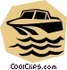 Boating symbol Vector Clip Art graphic
