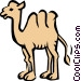 Camel Vector Clipart image