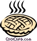 Pie Vector Clip Art picture