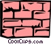 Brick wall Vector Clip Art picture