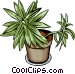 Plant Vector Clipart picture