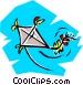 Kites Vector Clip Art image