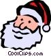 Santa Claus Vector Clip Art image