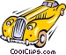 Luxury automobiles Vector Clipart graphic