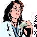 Doctor Vector Clipart image