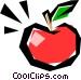 Apples Vector Clip Art image