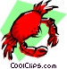 Crabs Vector Clipart picture