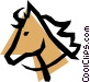 Horse Vector Clipart picture