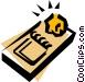 Mousetrap Vector Clipart picture