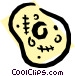 Cells Vector Clip Art graphic