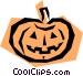 Pumpkins Vector Clipart image