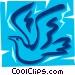 Bird Vector Clip Art image