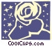 Sign of the zodiac - Aries Vector Clipart image
