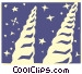 Sign of the zodiac - Capricorn Vector Clipart picture