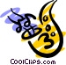 Saxophone Vector Clipart image