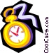 Time Vector Clip Art image