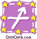 Sign of the zodiac - Vector Clip Art image
