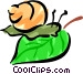 Snail Vector Clipart image