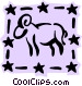 Sign of the zodiac - Aries Vector Clipart illustration
