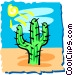 Cactus Vector Clip Art picture