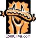 Sausage Vector Clip Art image