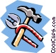 Tools Vector Clipart graphic