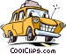 Taxi Vector Clip Art picture