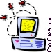 Computers Vector Clipart picture
