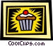 Cupcakes Vector Clipart picture