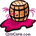 Wine Vector Clipart graphic