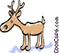 moose Vector Clipart image