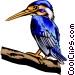 bird Vector Clipart graphic