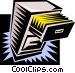 filing cabinet Vector Clip Art picture