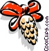 Christmas Decorations Vector Clip Art image