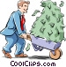 making money Vector Clip Art picture