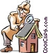 detective Vector Clipart picture