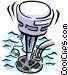piston Vector Clipart graphic