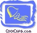 jelly fish Vector Clip Art picture