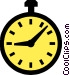 clock Vector Clipart image