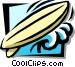 surfboard Vector Clipart illustration